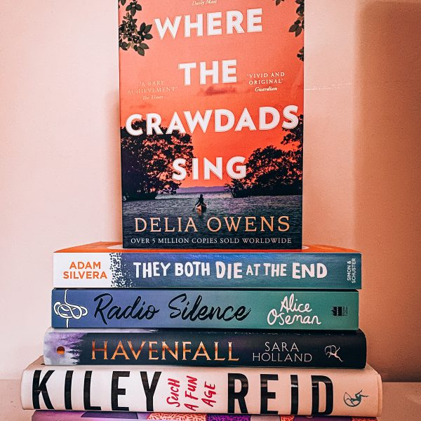 My Current TBR Books