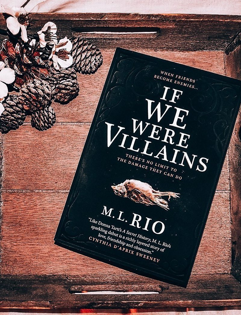 If We Were Villains by M.L Rio || Book Review