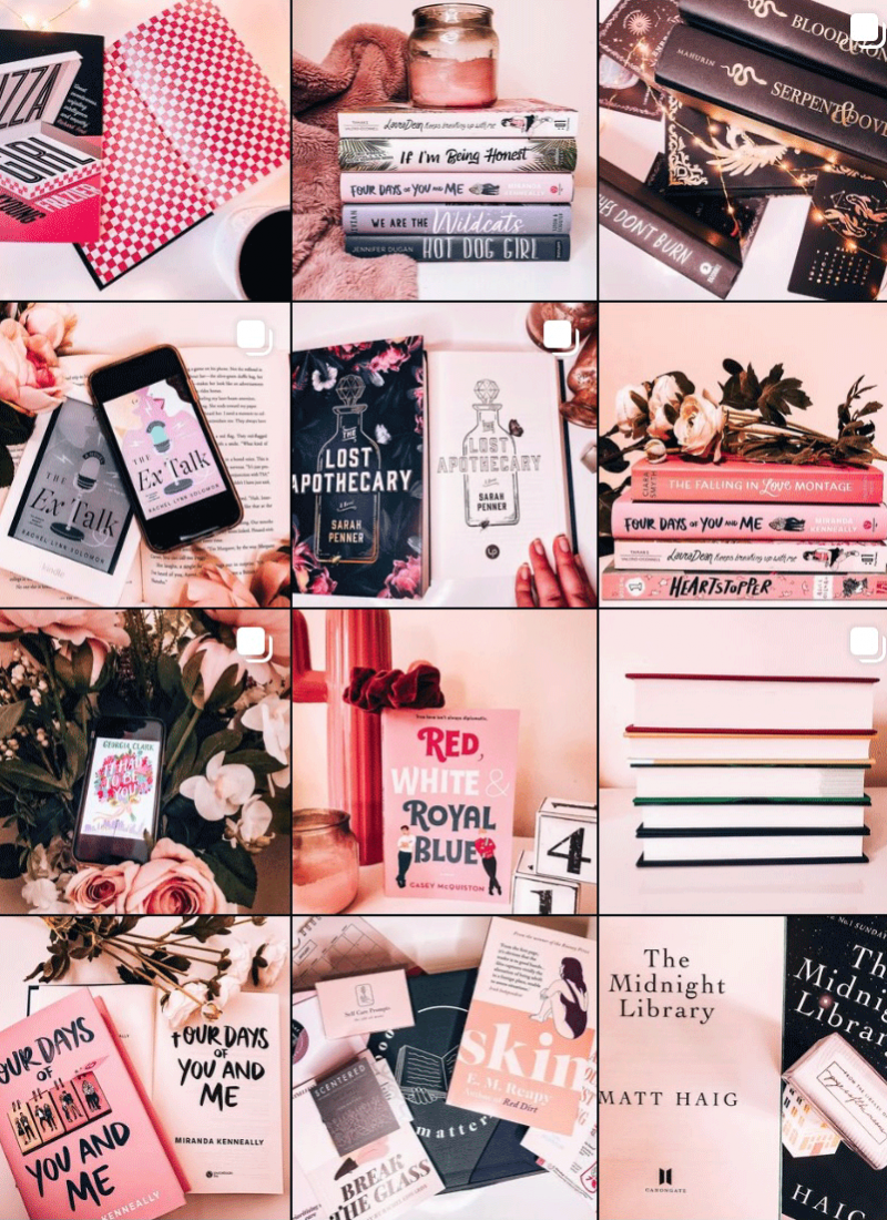 Bookstagram: The Five Things I Wish I'd Known