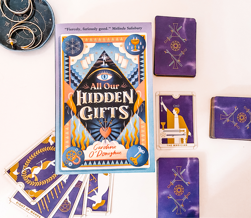 All Our Hidden Gifts || Book Review